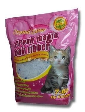 Crystal Cat litter 3,8 litru